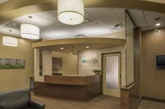 Dental Office Waiting Area Photos By Enviromed Design Group Dental Office Design Pinterest