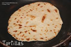 Tormented Kitchen: Gordita-style Tortillas High Altitude Baking, Tortilla Recipe, Cuban Recipes, Very Hungry, Cooking Recipes, What's Cooking, What To Cook, Tortillas, Baking Soda