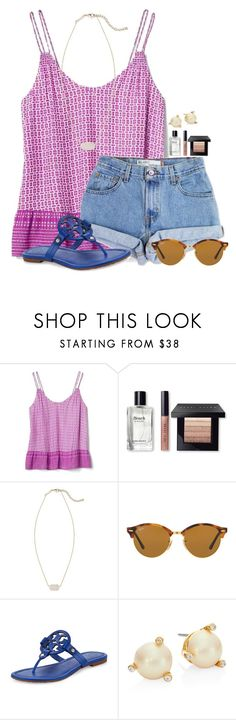 """""""Finally moved into our house """" by flroasburn on Polyvore featuring Gap, Levi's, Bobbi Brown Cosmetics, Kendra Scott, Ray-Ban, Tory Burch and Kate Spade"""