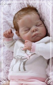 Adrie Stoete- Schuiteman - Online Store - City of Reborn Angels Supplier of Reborn Doll Kits and Supplies