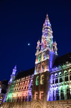 Grand Place, Bruselas (2015)