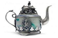 Antique French Teapot...