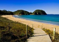The beautiful Matapouri bay Northland NZ