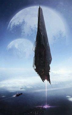 Vaisseaux de l'espace