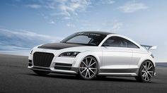 Audi TT Ultra Quatro Concept: Aluminum Und