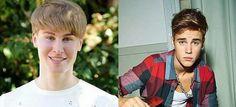 Homem gasta 60 mil euros para ficar parecido com Justin Bieber (09 Imagens)   Hipernovas