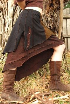 Awesome skirt for ritual