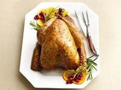 Beer and Rosemary Roasted Turkey