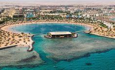 Dein luxuriöser Badeurlaub in Ägypten: 7 Tage in Hurghada am Roten Meer im 5-Sterne Hotel mit Flug, All Inclusive Verpflegung und Transfer ab 396 € - Urlaubsheld | Dein Urlaubsportal