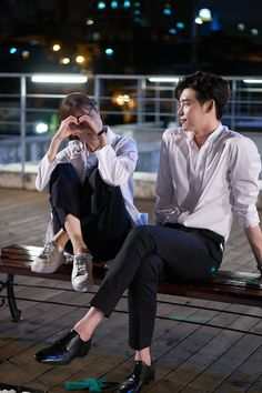 "Lee Jong Suk as Kang Chul Han Hyo Joo as Oh Yeon Joo drama ""w - two worlds"" . Han Hyo Joo Lee Jong Suk, Lee Jung Suk, Lee Jong Suk Cute, W Kdrama, Kdrama Actors, Kang Chul, Seo Kang Joon, Korean Celebrities, Korean Actors"