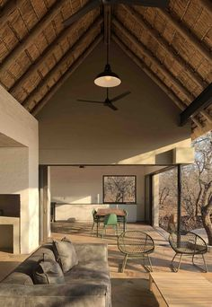 SAIA (South African Institute of Architects) award winning House van Berge by Marcus Smit Architects Architects, Awards, Van, African, Ceiling Lights, Projects, House, Home Decor, Log Projects