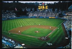 Dodger Stadium - going on fathers day this year! Dodgers, Dodger Stadium, Go Big Blue, So Little Time, Baseball Field, Fathers, Disneyland, The Good Place, To Go
