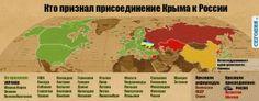 Признание отсоединения Крыма