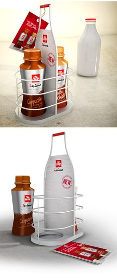 Illy Issimo Sample Packaging