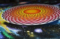 Mandala Sacred Geometry Fibonacci