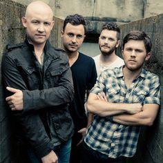 The Fray - July 2015, The Gorge, WA