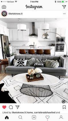 Cores sofá e almofadas