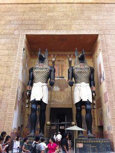 Mummies , universal studio