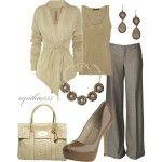 Work Clothes | Going to Work Just Got Prettier | Fashionista Trends