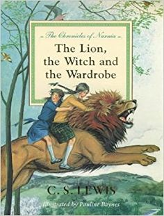 The Lion, the Witch and the Wardrobe -C. S. Lewis | Ben Navarro, founder of  Meeting Street Schools, champions  educational opportunities for under-resourced families. Reading is a  crucial component of his vision. Meeting Street Academy in Charleston,  SC hosts summer reading programming for students so that scholars are  encouraged to read throughout the year! #Children #Books #Literacy  #MeetingStreetSchools Sherman Financial Group