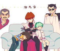 Yu-Gi-Oh! Duel Monsters: Translation: Kaiba Family