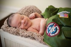 A Military Story: {Babies} Rockwell