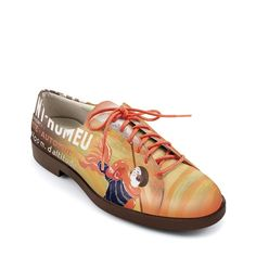 """LADIES GOLF FASHION ICON JOLIE-480 Golf/Walking Shoe """"CHEMIN DE FER"""" by Claude Monet. Interested in hosting an ICON Trunk Show at your Country Club? contact: marla@iconshoes.com"""