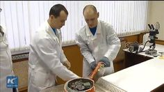 The main flight recorder of the Russian military Tu-154 aircraft that crashed Sunday into the Black Sea has been retrieved from the wreckage.  It has been delivered to the Central Research Institute of the Russian Air Force near Moscow for specialists to decode.
