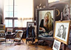 ANTIQUE and MODERN ART things - FOR SALE * Paintings, objects, things, performance images, spiritual tools and cards, photos, illustrations, books, antiques, novelties... Dali lithographs, oracle cards by famous fortune teller, abstrac paintings by puppies... oddity, specialty, curiosity. Attention collectors! * Evvalena Salon & Magdorka Design Stúdió & Bella Gallery - Hungary, Budapest