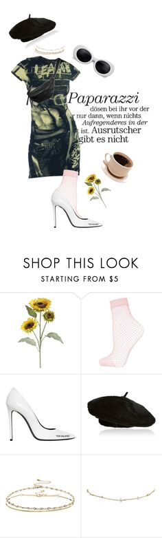 """Making myself crazy."" by thaijohnson ❤ liked on Polyvore featuring Pier 1 Imports, Topshop, Off-White, Charlotte Simone, ASOS and Yvonne Koné"