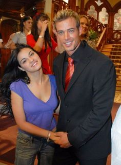 Maite And William Levy