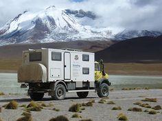 UNIMOG 437, Expeditionsfahrzeug, Reisemobil, Weltreisemobil, Allrad, ***  * Bj.97, Tüv neu, Reifen neu, 5958 ccm, 210 PS