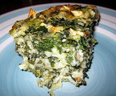 Happy Go Marni: Spinach Matzah Quiche for Passover | Baking, Recipes, Happiness