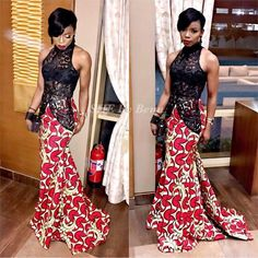 Here are 2018 Ankara styles for Big Ladies | Ankara Long Gown Designs. The new year is here and our expectations is to see new things, such as latest ankara styles, new ankara styles and other lifestyle factors.