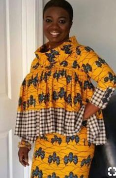 African Dresses For Women, African Print Dresses, African Attire, African Wear, African Fashion Dresses, African Women, African Style, African Inspired Fashion, African Print Fashion