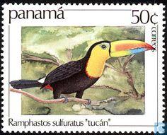 Panama - Birds    1981