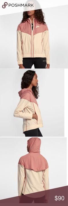 Veste Femme Vestes Et Windrunner Jacket Nwt Nike Pinterest Femmes 7EIqOxY 514c6fdc7762