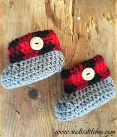 Made to match Whistle and Ivy's Baby Plaid Trapper Hat.