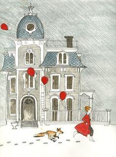 rred ballons