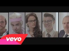 """1 day until Best Song Ever. """"CUTE AS A BUTTON, EVERY ONE OF YOU"""" HELP OMG THEY'RE ALL SO BEAUTIFUL. I also think it's wrong to be attracted to the way Harry is sitting at 0:52 as much as I am. And also I would die to be Zayn/Veronica at 1:00. -E"""