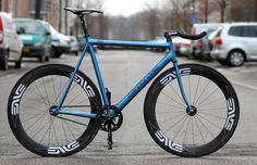 Internationally known | Cannondale fixed gear