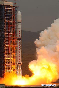 /via Salo #china #CZ4B #rocket #liftoff