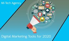 Digital marketing tools is an asset within the reach of all companies. However, to take full advantage, it is essential to have strategy excellence. Marketing Automation, Marketing Software, Marketing Tools, Social Media Marketing, Digital Marketing, Community Manager, Tech, Technology