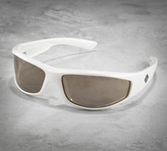 The finishing touch for an awesome ride. | Harley-Davidson Revolvr Silver Flash Performance Glasses
