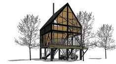The Case For A Smaller House: Talking Clients Out of The Big House They Want to Build