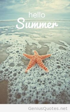 Hello summer summer time quotes