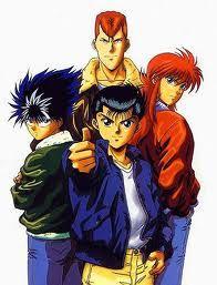 Yu Yu Hakusho Anime Boys, Manga Anime, Yu Yu Hakusho Anime, Days Anime, Comics Anime, Super Anime, Yoshihiro Togashi, Manga Characters, Fictional Characters