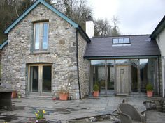 Fruitful spoke porch design ideas you can look here Glass Walkway, Glass Porch, Glass Roof, Glass Extension, Extension Ideas, Cottage Extension, Old Cottage, Cottage Ideas, Building A Porch