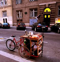Our favorite idea! - part of our #espressodistrada project