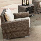 AllModern - Coronado Club Chair $839 - 35H x 35W x 35D